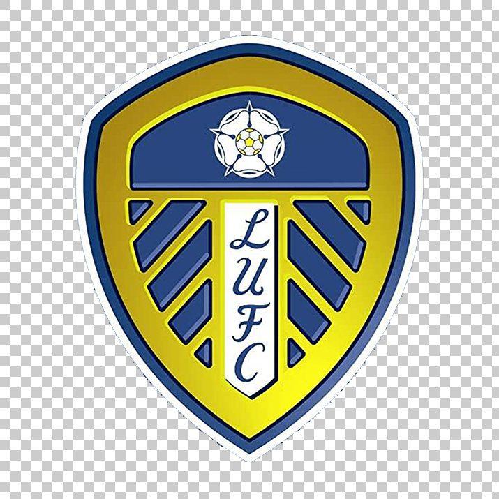 Leeds United Football Club Logo PNG Image Free Download.
