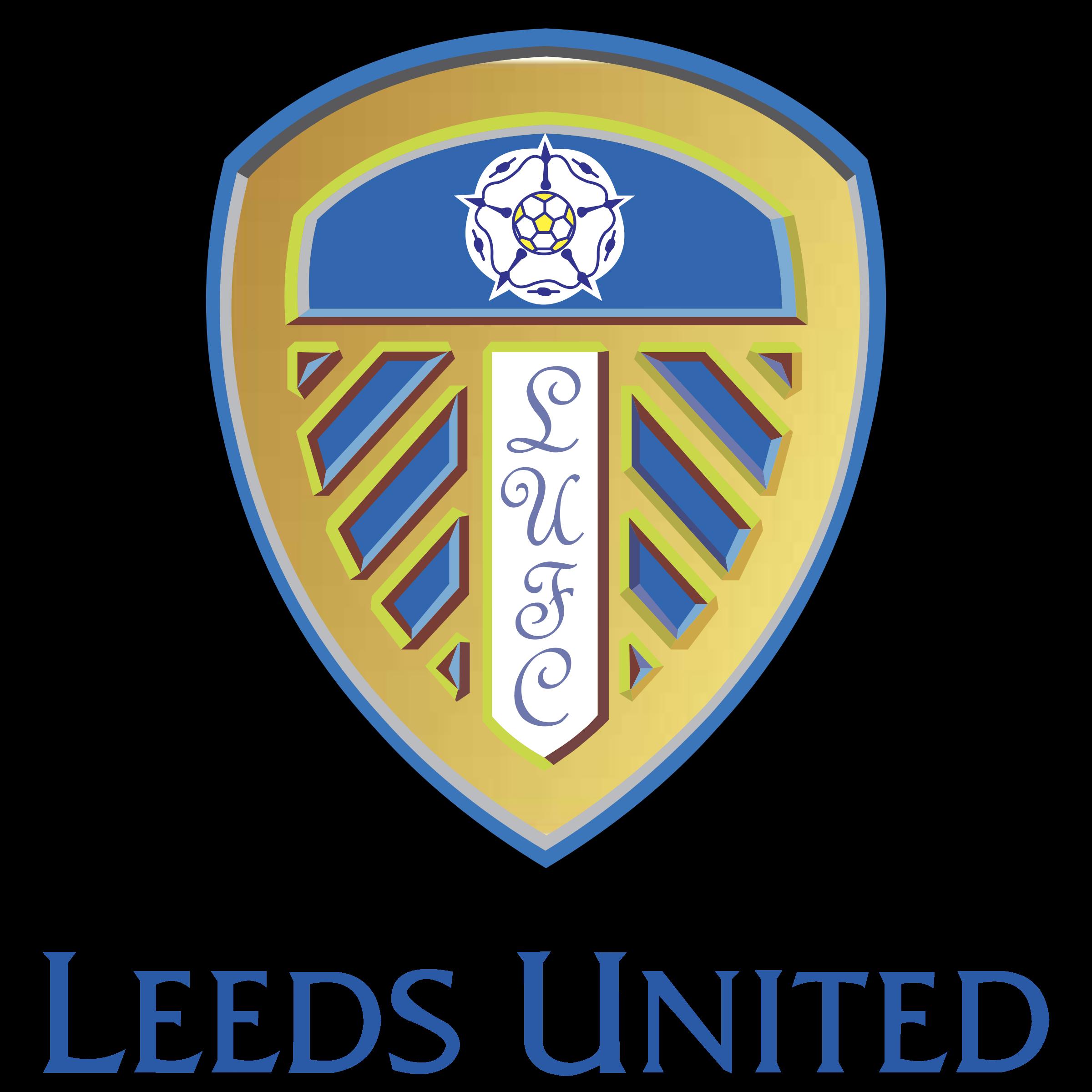 Leeds United AFC Logo PNG Transparent & SVG Vector.