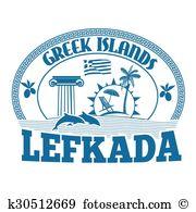 Lefkada Clipart and Illustration. 30 lefkada clip art vector EPS.