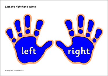 Left hand right hand clipart 2 » Clipart Station.
