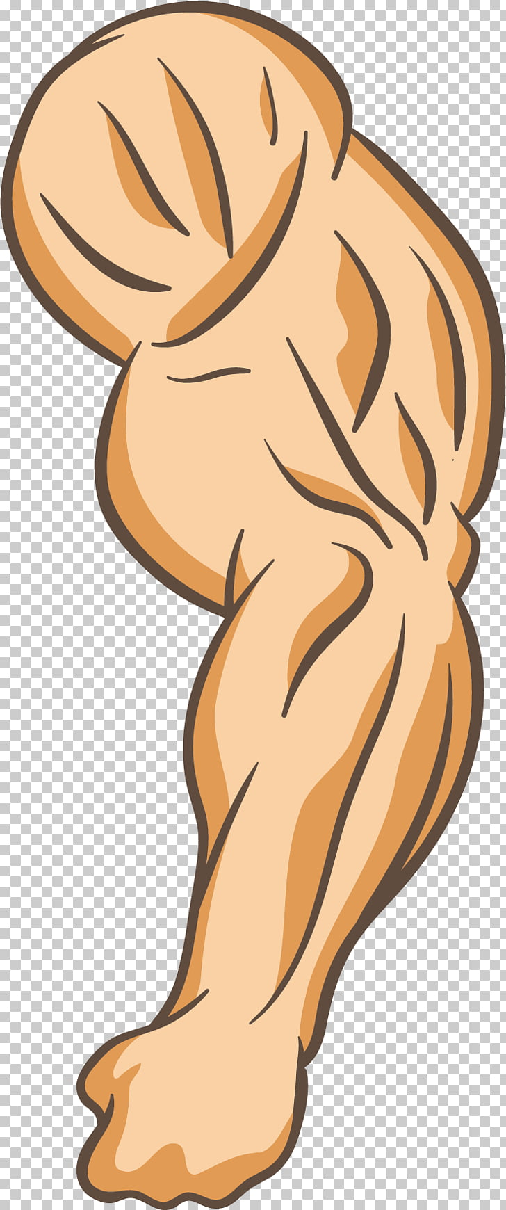 Arm Computer file, Strong left arm PNG clipart.