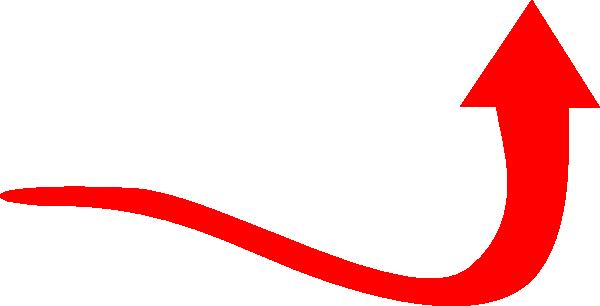 Red Arrow Curve Clip Art at Clker.com.