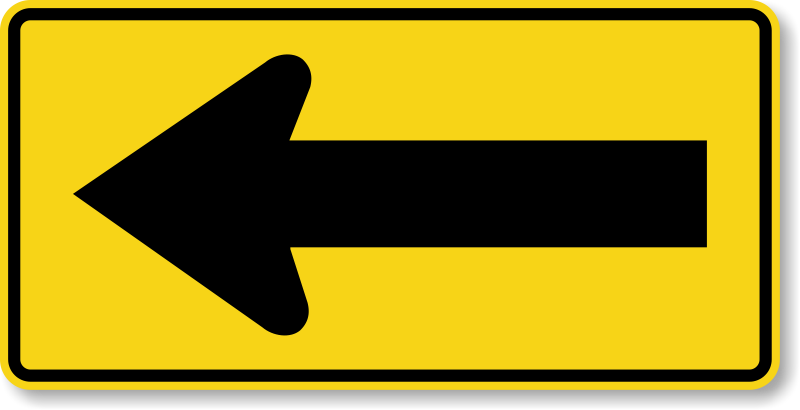 Left Arrow.