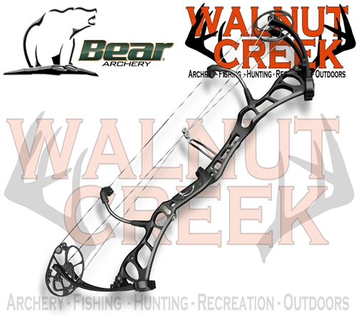 Bear Anarchy Compound Bow Shadow Left Hand 29inch/70lbs.