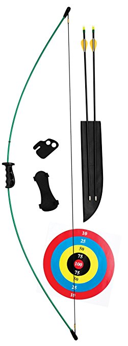 Amazon.com : Bear Archery Crusader Bow Set (Right Hand/Left Hand.