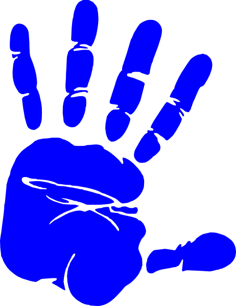 Left Handprint PNG Transparent Left Handprint.PNG Images.
