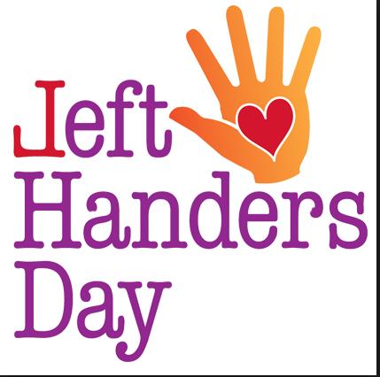 Left Handers\' Day!.