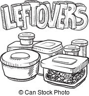 Leftover Stock Illustrations. 319 Leftover clip art images and.