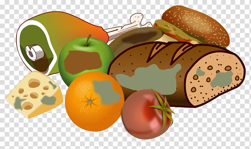 Food waste transparent background PNG cliparts free download.