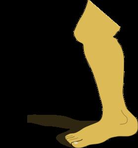 Leg Clipart.