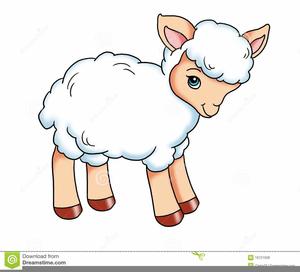 Leg Of Lamb Clipart.