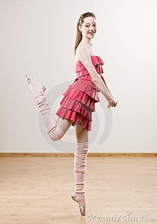 Ballerinas Leg Clipart.