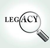 Legacy Clip Art, Vector Legacy.
