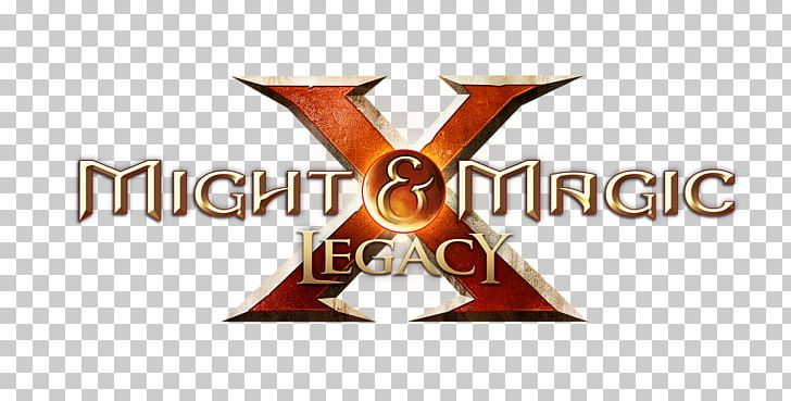 Might & Magic X: Legacy Logo Brand Product Design PNG.