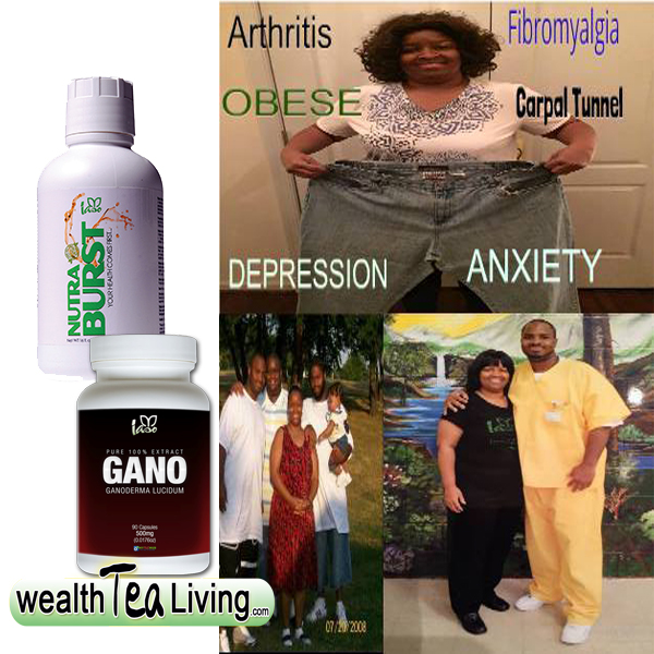 Hello my name is Rita and my WHY is to change my health, live.