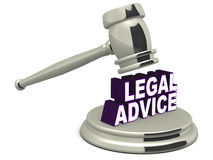 Legal Advice Royalty Free Stock Photos.