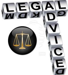 Legal Advice Clip Art.