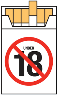In North Plainfield, Legal Age to Buy Cigarettes, Tobacco Products.