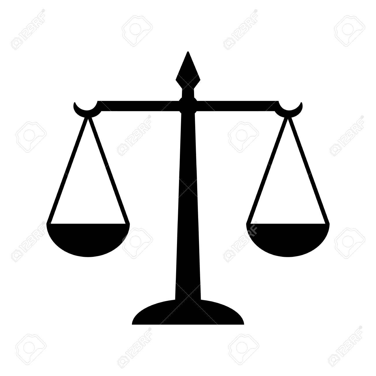 2121 Justice free clipart.