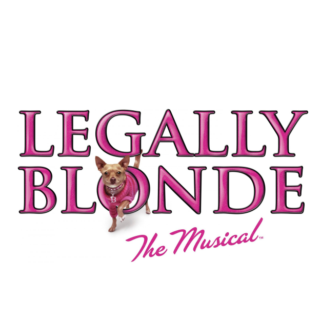 Legally Blonde Font.