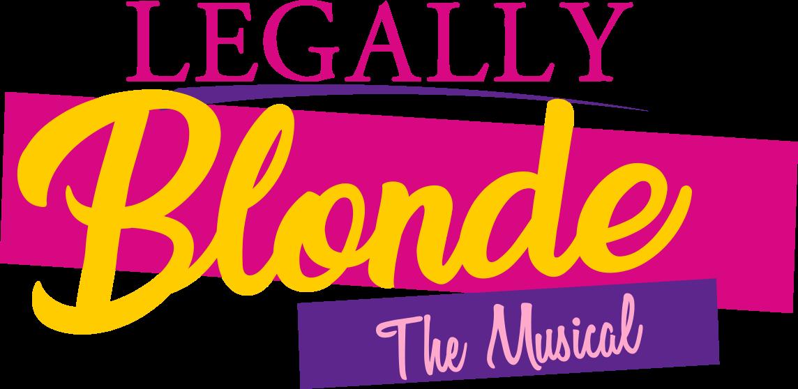 Legally Blonde Logo.