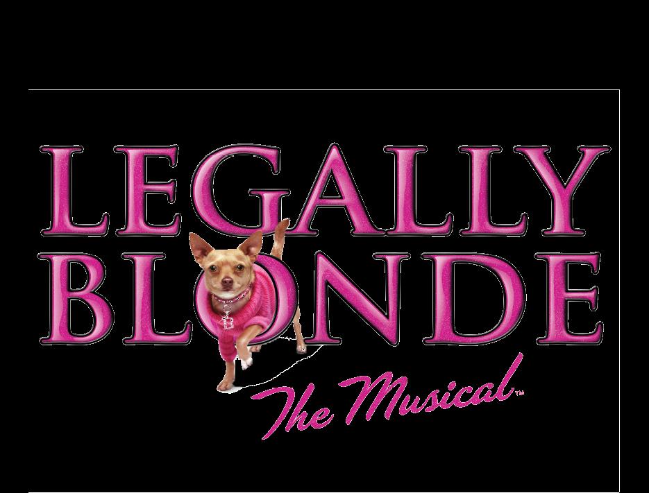 Legally Blonde.