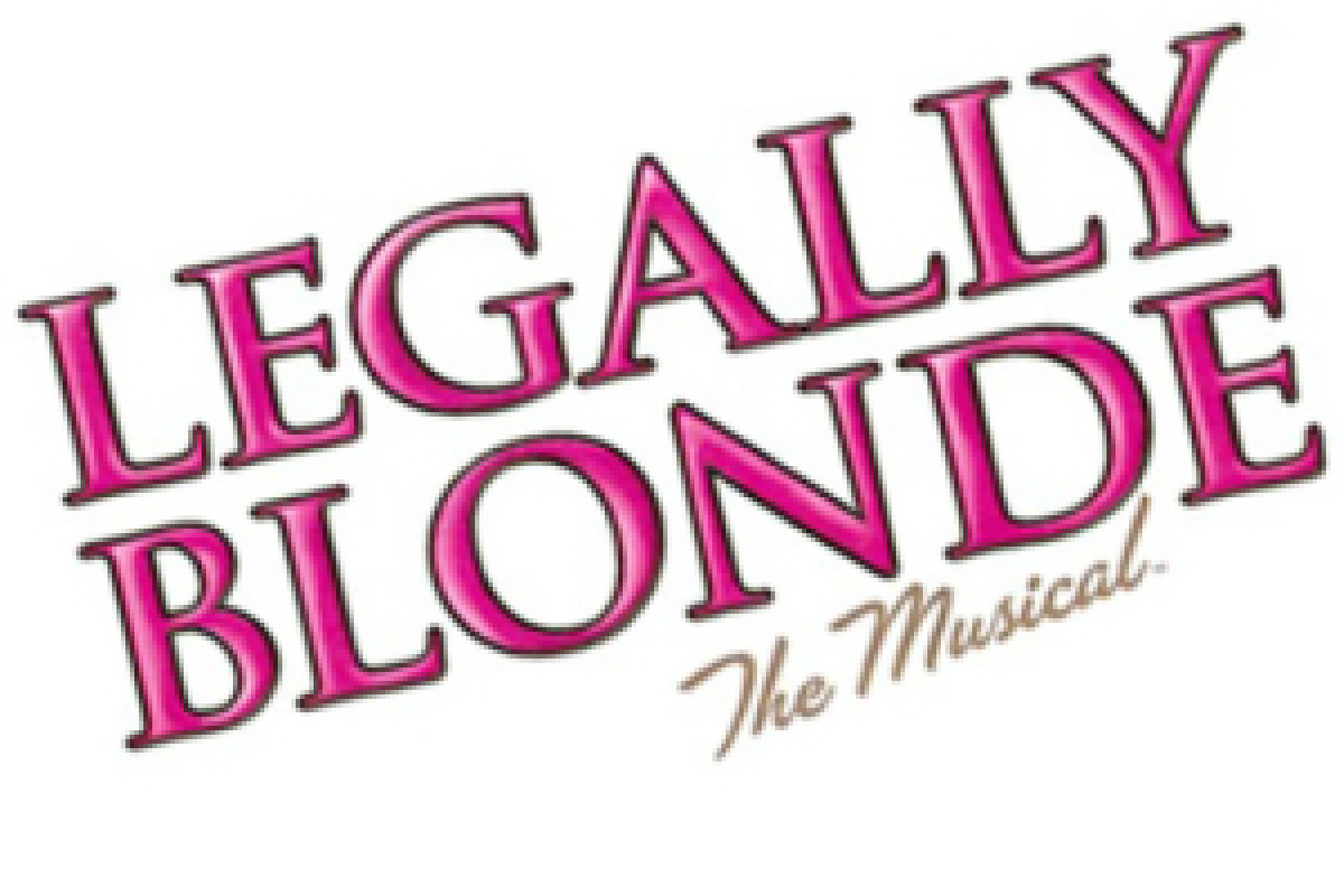 Legally Blonde: The Musical (Closed January 28, 2018.