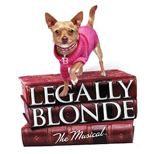 Legally Blonde The Musical.