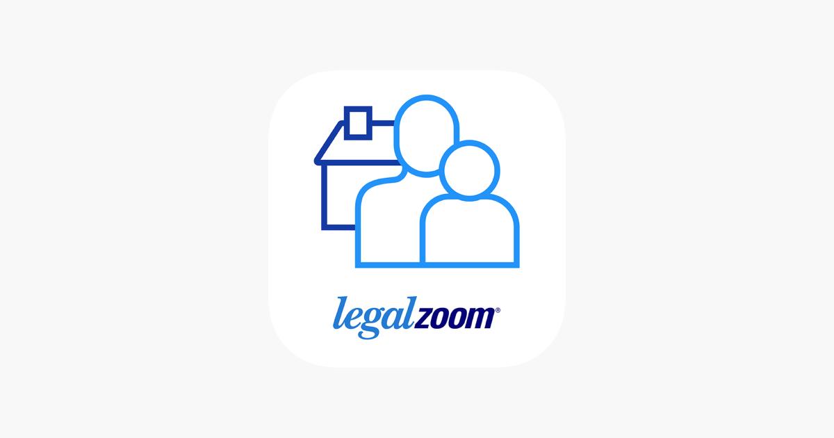 LegalZoom Estate Planning en App Store.