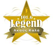 Legend FM , FM 101.6, Xanthi.