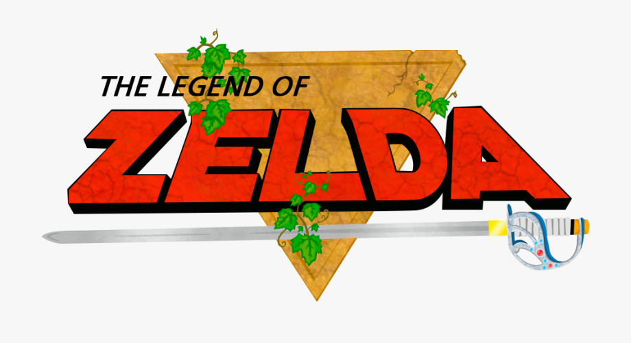 Download The Legend Of Zelda Logo Png Photos.