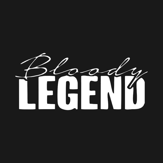 Bloody Legends Logo.