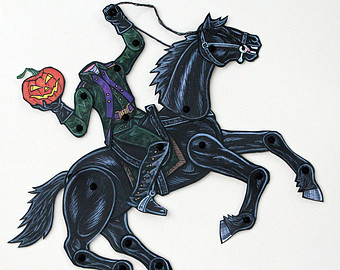 The Legend Of Sleepy Hollow Clipart.