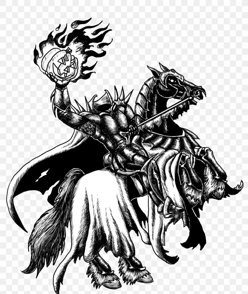 The Legend Of Sleepy Hollow Ichabod Crane Headless Horseman.
