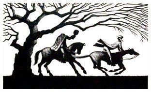 Legend of Sleepy Hollow by Leonard Everett Fisher.