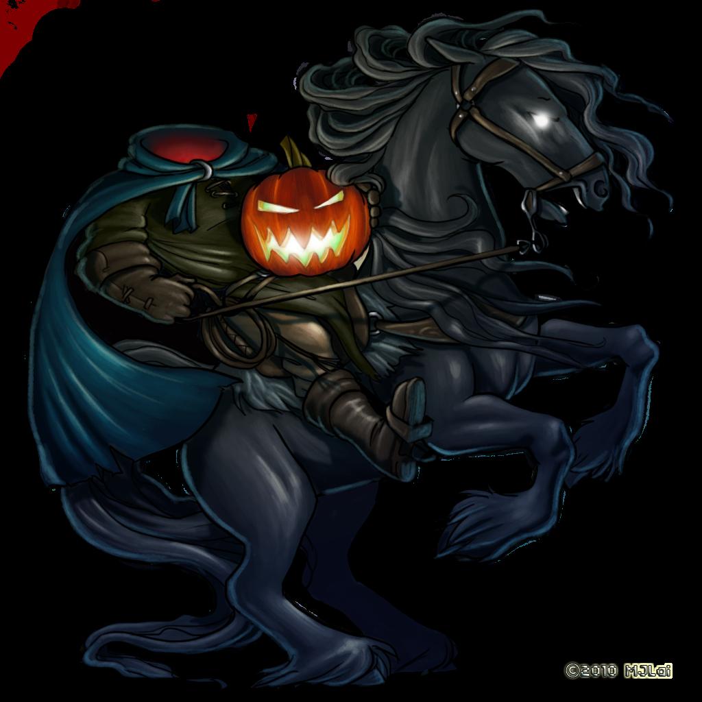 Roblox The Legend of Sleepy Hollow The Headless Horseman.