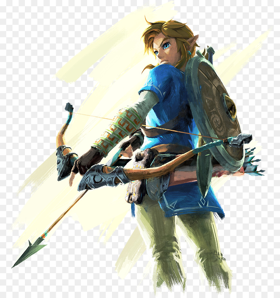 artwork zelda breath of the wild clipart The Legend of Zelda.