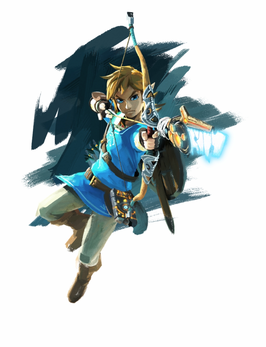 Download Free png Legend Of Zelda Breath Of The Wild Link.