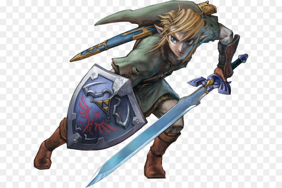 Zelda Breath Of The Wild Clipart.