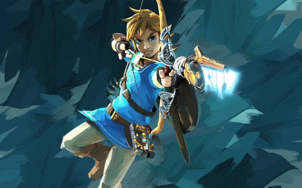 Zelda Breath Of The Wild Clipart.