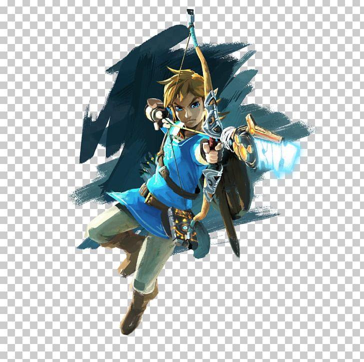 The Legend Of Zelda: Breath Of The Wild Link Wii U Ganon.