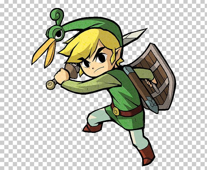 The Legend Of Zelda: The Minish Cap Zelda II: The Adventure.