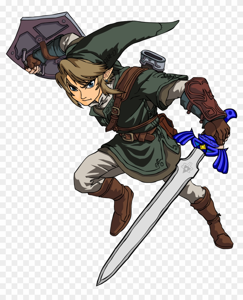 Zelda Link Png Image.