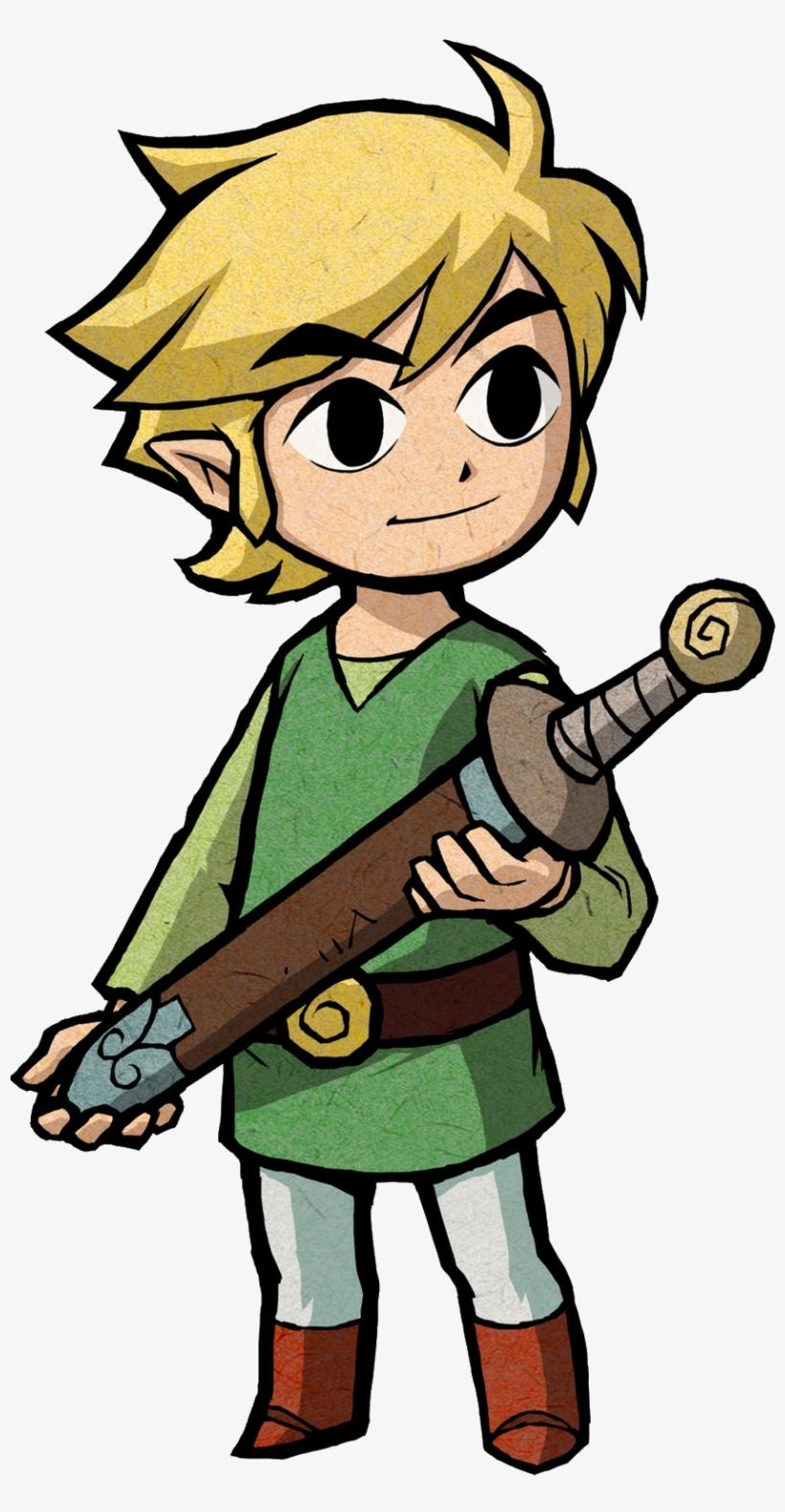 Zelda Link Png Picture.