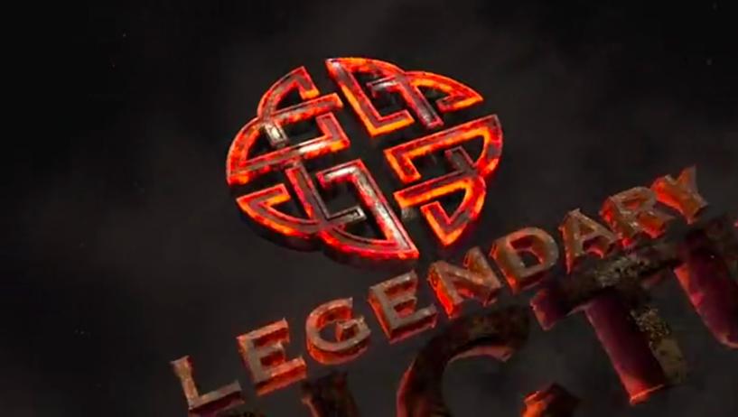 Legendary Logo — Billy Maloney.