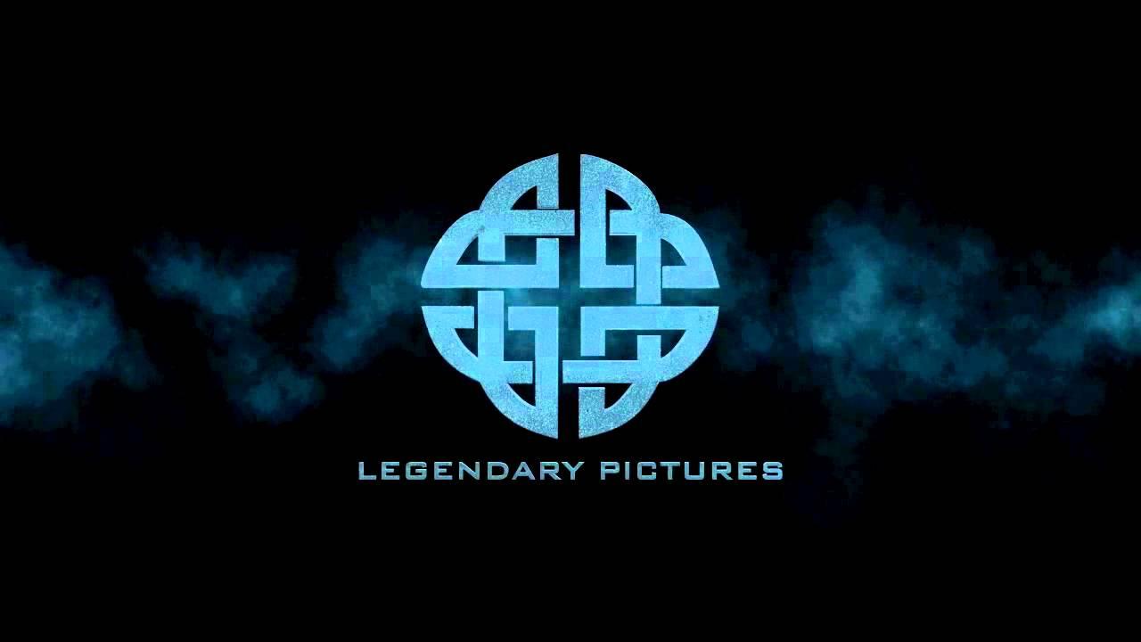Legendary pictures Logos.