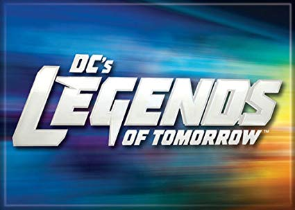 Amazon.com: DC Legends of Tomorrow Logo.