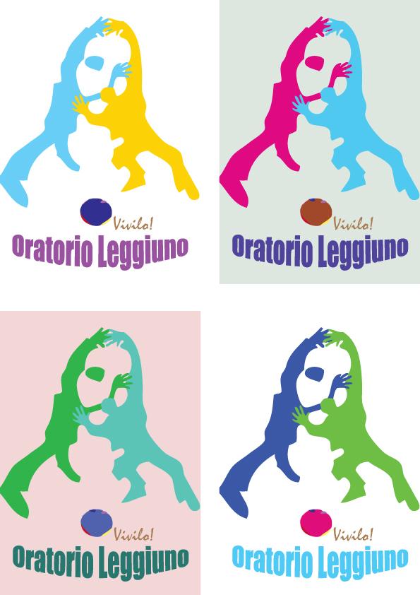 Logo Oratorio on Pantone Canvas Gallery.