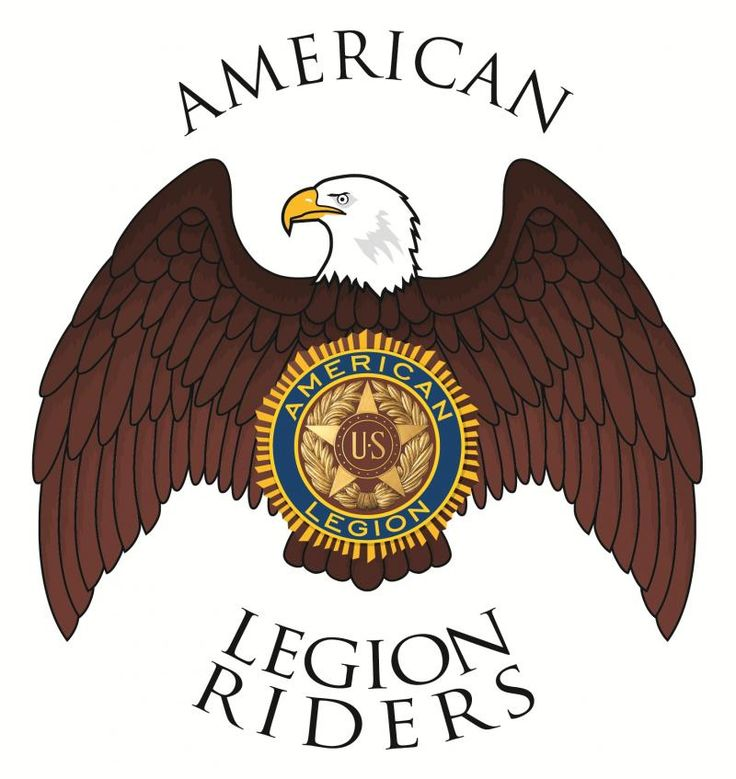 American Legion Riders Clipart.