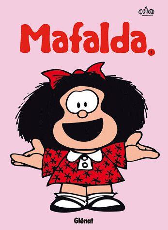 Quino, le papa de Mafalda, sacré Officier de la Légion d'honneur.